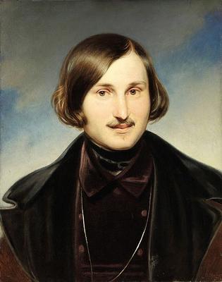 1 апреля в 1809 году родился великий русский писатель Николай Васильевич Гоголь