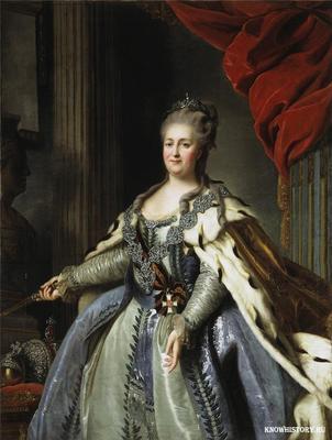 19 апреля в 1783 году Екатерина II подписала манифест о присоединении Крыма к России