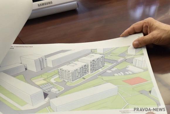 ПЕНЗА: В Пензе архитекторы представили вариант реновации