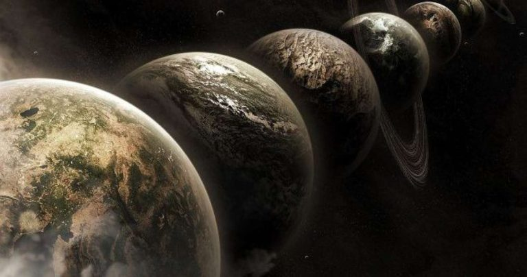 3 мая жители Москвы увидят мини-парад планет на рассвете