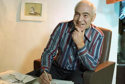 1 мая в 1917 году родился советский художник-мультипликатор Фёдор Хитрук