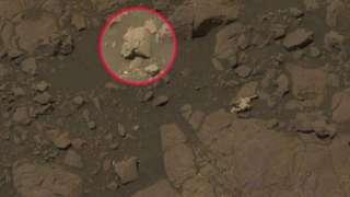На Марсе обнаружили лик женщины-воина