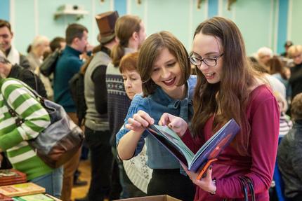 Владимир на неделю станет библиотечной столицей России