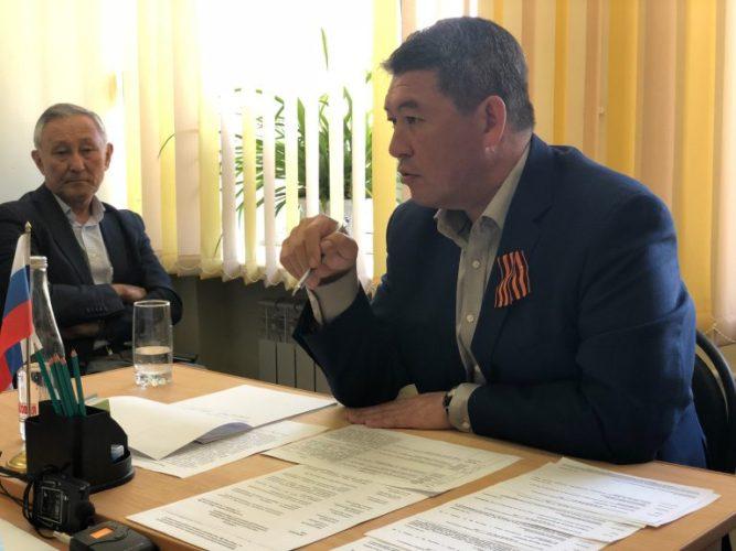 Жители села Капустин Яр в Астраханской области платили за воздух