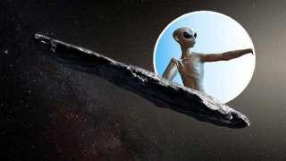Астероиды могли создать инопланетяне